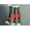 China Household High Temperature Resistant Wire Harness Assembly , 150/KM Resistance for sale