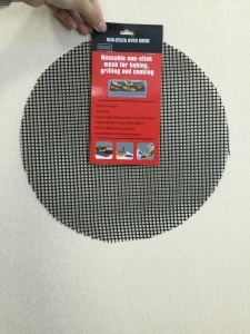 China Non Stick BBQ Grill Mats on sale