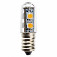 E14 1W 7x5050 SMD 60-80LM 2800-3200K Warm White Light LED Refrigerator Bulb (220V)
