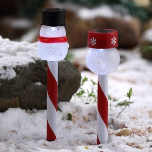 China X'mas Solar Light on sale