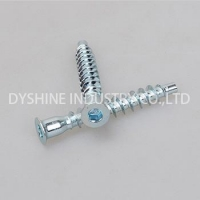 BOLT Confirmat Screw Furniture Screw Carbon Steel or Stainless Steel A2 A4
