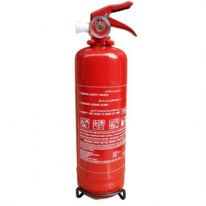 China 1KG ABC Dry Chemical Powder Fire Extinguishers with CE cylinder on sale
