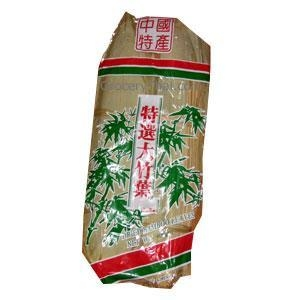China Dried Bamboo Leaves, 14oz. on sale
