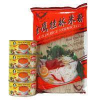 Noodle with Nam Ya Set