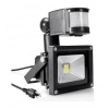 China Warmoon LYD-FL-GY01 10W Daylight White Motion Sensor Waterproof Flood Light Product Description for sale