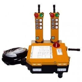 China F24-6D2X crane remote control on sale