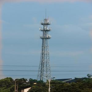 China Angle Steel Telecom Tower on sale
