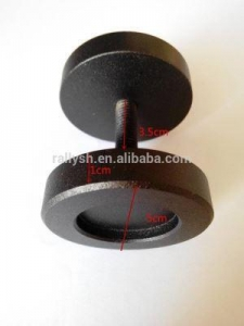 China Double Sided Door Pull Handle For Wood Door on sale