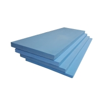 High strength XPS extruded plate