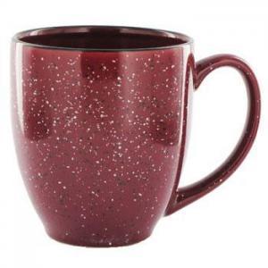 China 15 oz new mexico bistro coffee mug - burgundy on sale