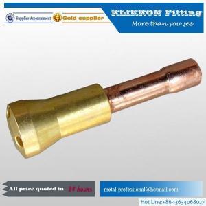 China Metal Brass CNC Milling Machining Parts on sale
