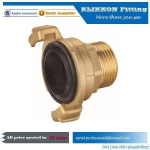 China Bulkhead Brass Bushing Cap Coupling Nut Coupler Elbow Tee T Tubing Union Adaptor Connector on sale