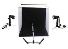 China 0*60cm Photography Softbox Foldable Kit Square Tent Studio Photo Light on sale