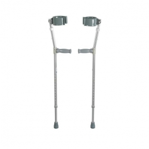 China Lightweight Walking Forearm Crutches Bariatric on sale