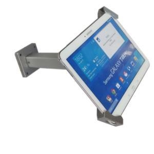 China tablet wall mount bracket with lock on sale