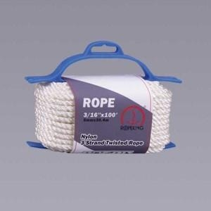 China Nylon Solid Braided Rope on sale