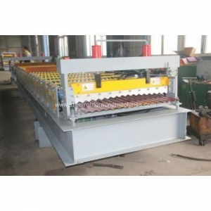 China Cold Rolling Forming Machine Corrugated Iron Roof Sheet making machine on sale