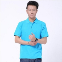 Guangzhou Garment Custom Your Own Logo 100% Polyester Dry Fit Slim Fit Polo Shirts Wholesale for Men