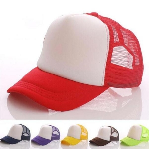 China Latest Design Dri Fit Sport Fitted Mesh Running Cap on sale