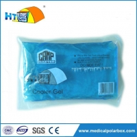 Custom Non-toxic Reusabale Cold Gel Ice Pack Instant Cooler for Medicine Shipping