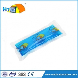 China Mini Medical Cold Ice Refrigerant Gel Ice Packs for Insulin Transportation on sale