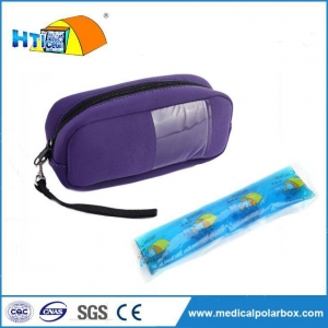 China diabetic Carring Travel bags and fridge for insulin pen holder and transport on sale