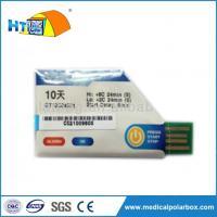 Single Use Super Thin TAG Type USB Temperature Data Logger