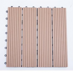 China Weather Resistant DIY Decking Tiles for Home and Garden on sale