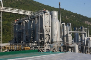 China Biomass Gasification Power Plant on sale