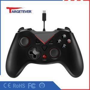 China Xbox360/PS3/PC/Android 4 in 1 USB Wired Game Controller on sale