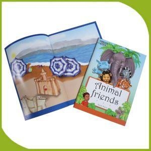 China Full Color Paperback Children Book Printing and Binding Services by Chinese Company on sale