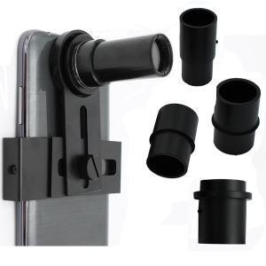 China Affordable Metal &Plastic Universal Smartphone Eyepiece Adapter for Surgical Slit Lamp on sale