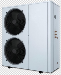 China Good quality hospital 12kw water chiller air conditioner heat pump on sale