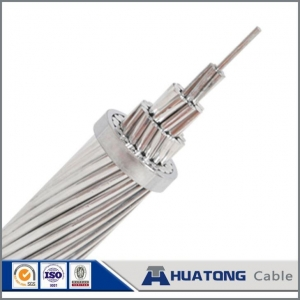China Aluminum Conductor Steel Reinforced ACSR Conductor DIN48204 on sale