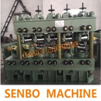Hot Rolled Online Seamlsee Steel Tube and Rod Vertical Straightening Process Machine