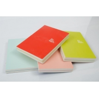China Leather Hard Cover Agenda Books with Elastic Closure on sale