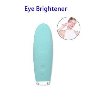 China Portable Mini Ergonomic Eye Care Silicone Anti-wrinkle Eye Massager (Blue) on sale