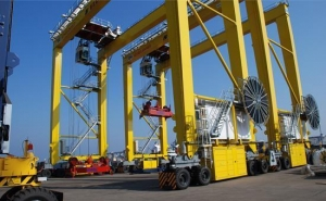 China Container gatry crane,30ton container Crane on sale