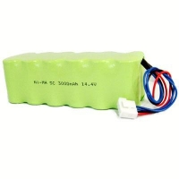 SC3000mah 14.4v NIMH Battery Pack