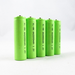 China Shenzhen Factory Offer Nimh 1.2V AA 2000mAh Low Self-discharge Rechargeable Battery on sale