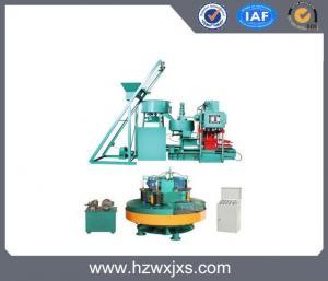 China Terrazzo Tile Making Machine on sale