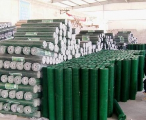 China PVC Coated Welded Wire Mesh on sale