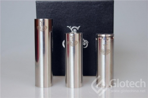 China Glotech E-cigarette mechanical mod stainless steel tree of life mod /tree of lif on sale