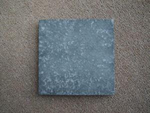 China Zhangpu Black Basalt Granite Tile Slab Paving Stone on sale