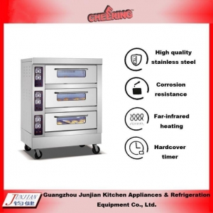 China Automatic Bread Baking Gas Oven on sale