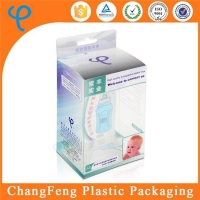 China Best Price Clear Hard Plastic Box for Baby Bottle on sale