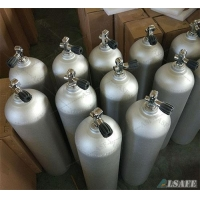 China Underwater Aluminum SCUBA Diving Tank Sizes on sale