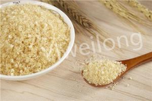 China Organic Edible Gelatin for Making Dessert Mousse Cake on sale