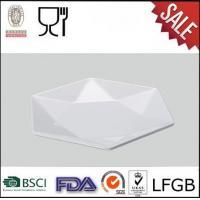 China White Color Melamine Dinner Plate,New Design Melamine Plates on sale