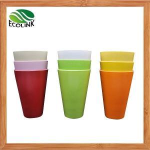 China Bamboo Fiber Coffee Mug Bamboo Fiber Cup on sale
